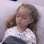 Jophielle Love as Violet on General Hospital.
