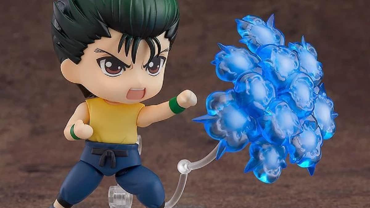 Yusuke's Spirit Shotgun attack