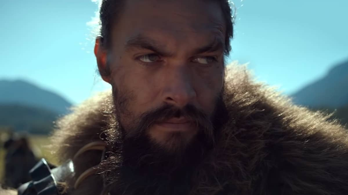 jason momoa stars in apple tv plus series see