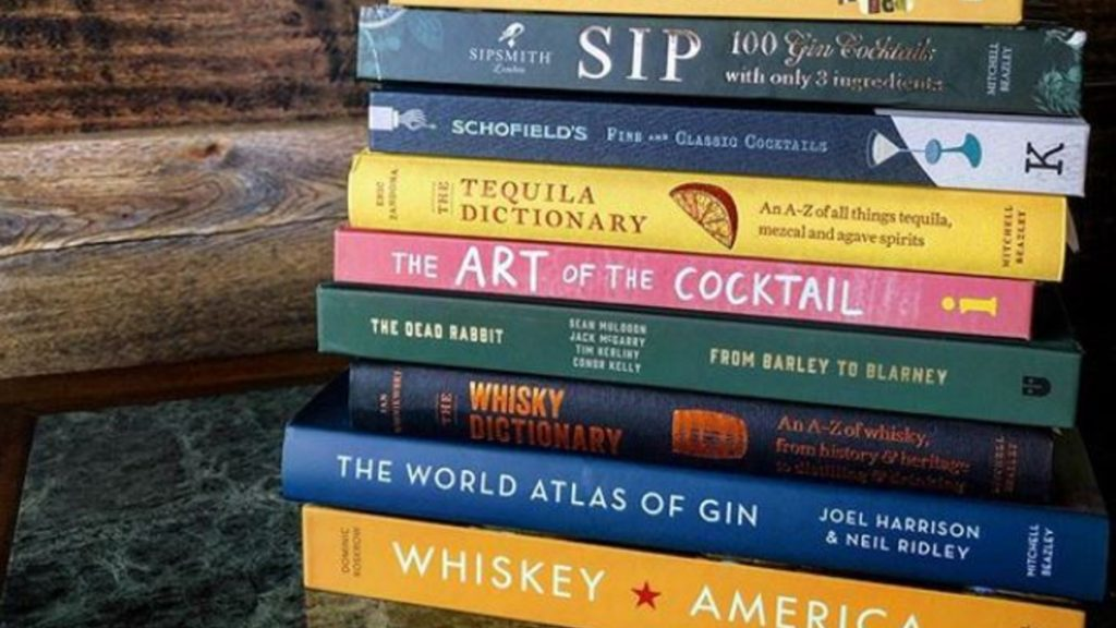 The best 15 cocktail and wine books to gift for the 2019 holidays