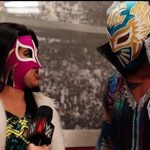 wwe nxt superstar carolina with sin cara on oct 28 raw