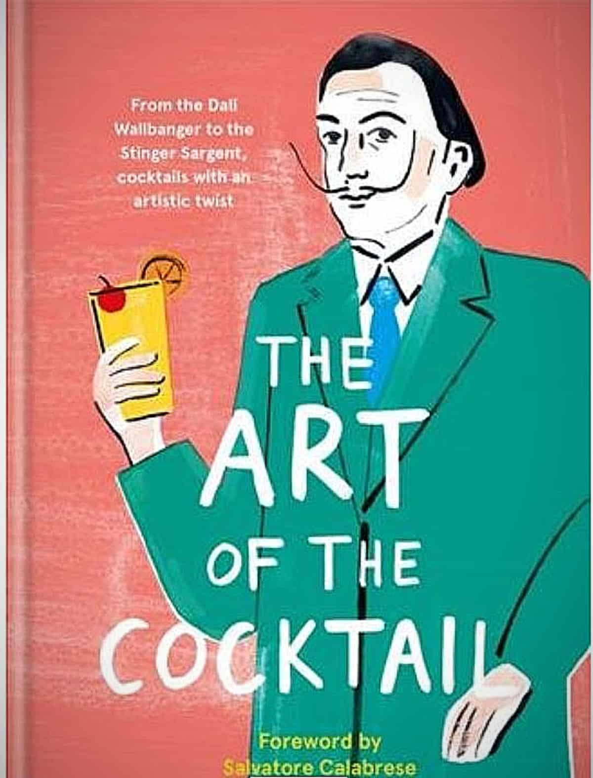 Artfully inspired cocktails and a fun read. Pic credit: Octopus.