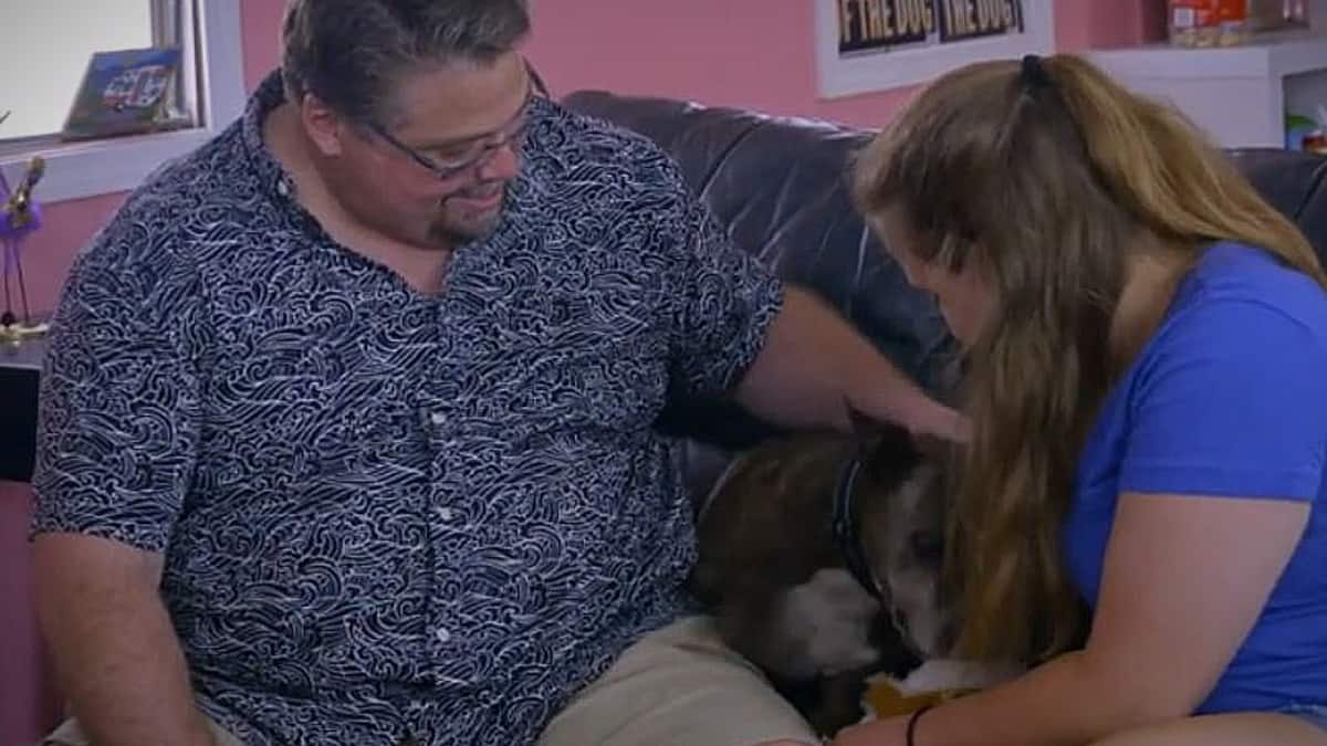 coco2 - Pit Bulls & Parolees exclusive video: Boise family adopts Coco Beans, who 'army crawls' to their arms