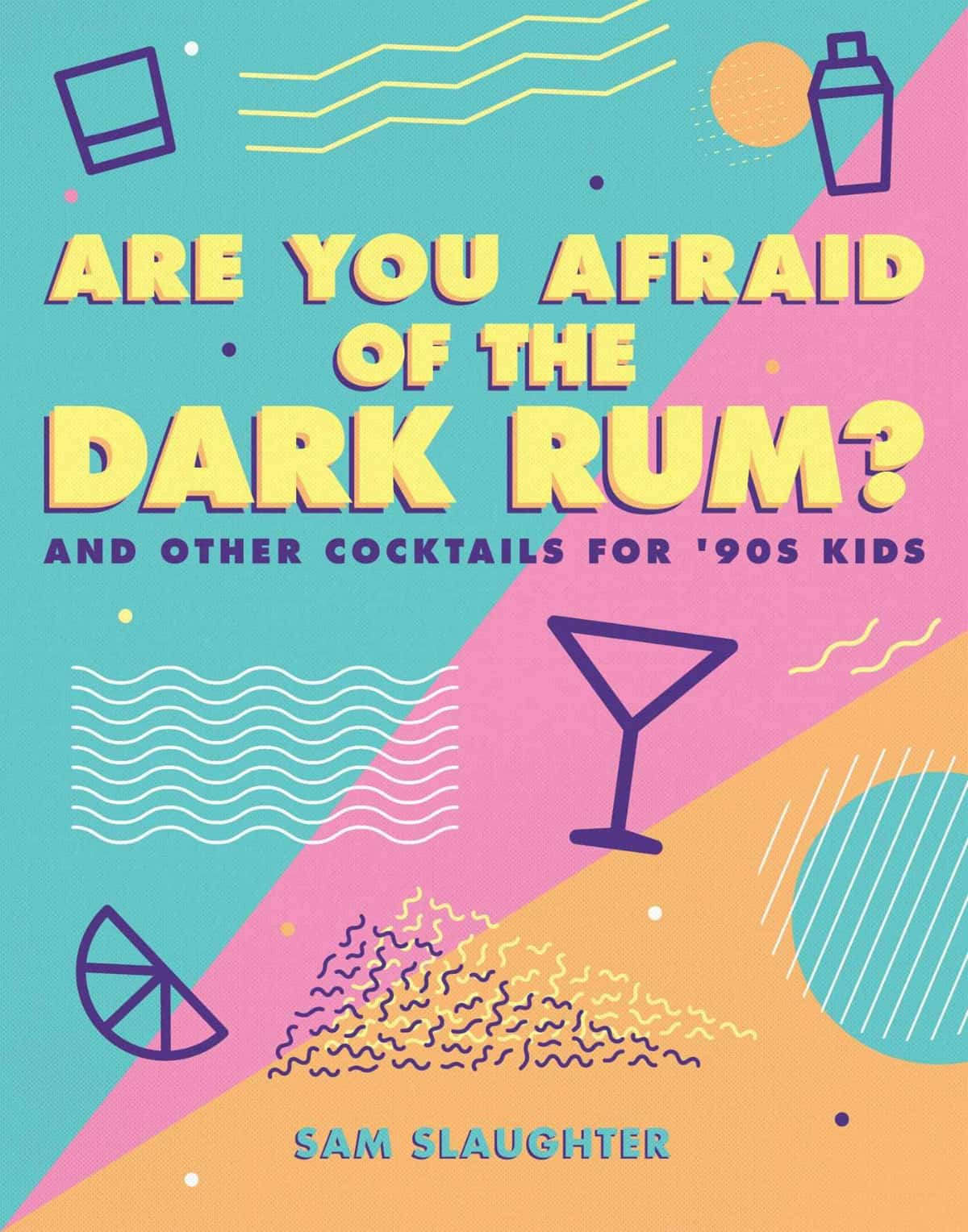 Are you a '90's kid? You need this clever funny book. Pic credit: Andrews McMeel Publishing.