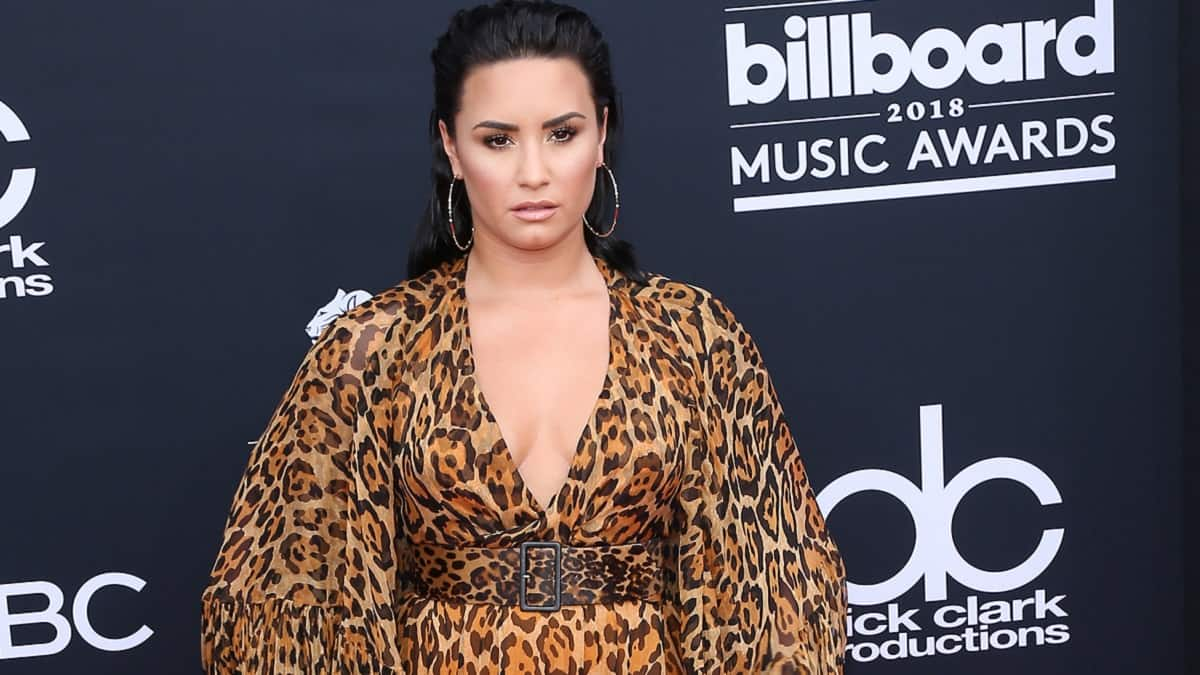 Demi Lovato hacked