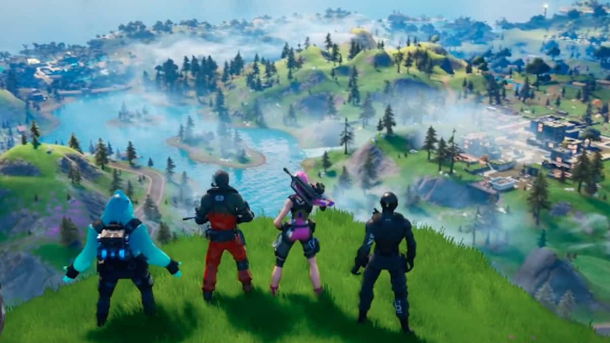epic games presented fortnite chapter 2 on october 15