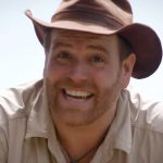 Josh Gates Searches Dirt