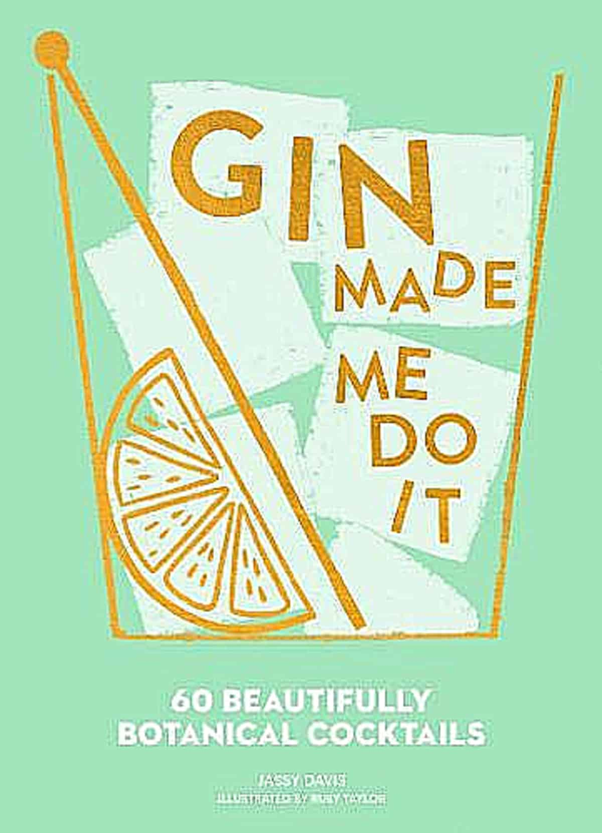 A smaller lighter read meant to draw you into the world of gin and all it's aromatic botanical charm. Pic credit: Andrews McMeel Publishing.