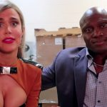 cj perry aka lana with bobby lashley on a youtube video