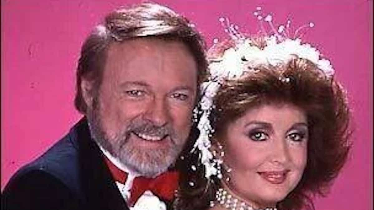 Mickey and Maggie Horton on Days of Our Lives