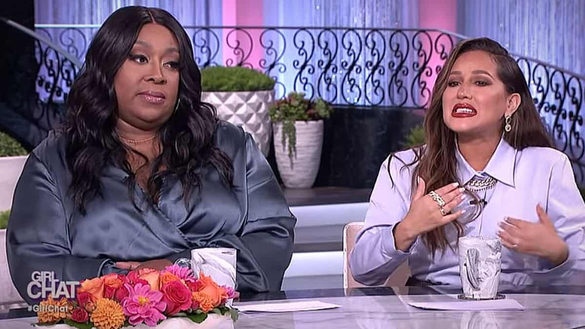 loni 150x150 - The Real's Loni Love keeps it super real with Adrienne Bailon about checking guest lists