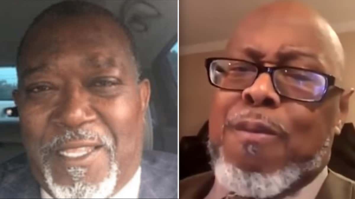 Pastor Wilson and 'The Cussing Pastor' Thaddeus Matthews