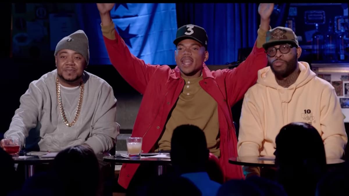 netflix series rhythm and flow featuring chance the rapper