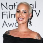 amber rose at 2018 national film and television awards in los angeles