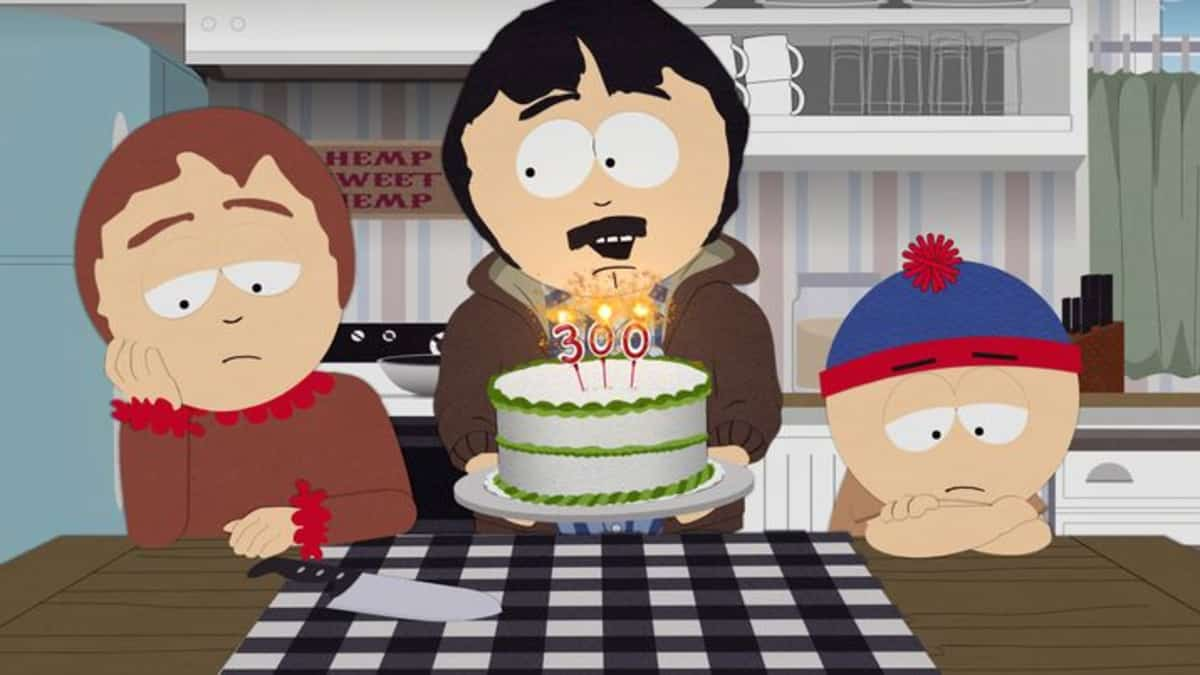 South Park is having an auspicious milestone this Wednesday, October 9. Pic credit: Comedy Central
