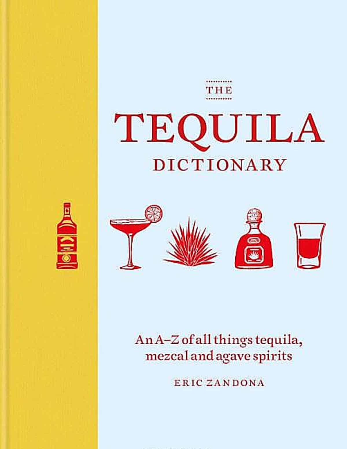 This is the book to get the hardcore tequila fan - pair with a fine bottle of tequila and limes and glasses in a custom gift basket-you're a rockstar friend! Pic credit: Mitchell Beazley