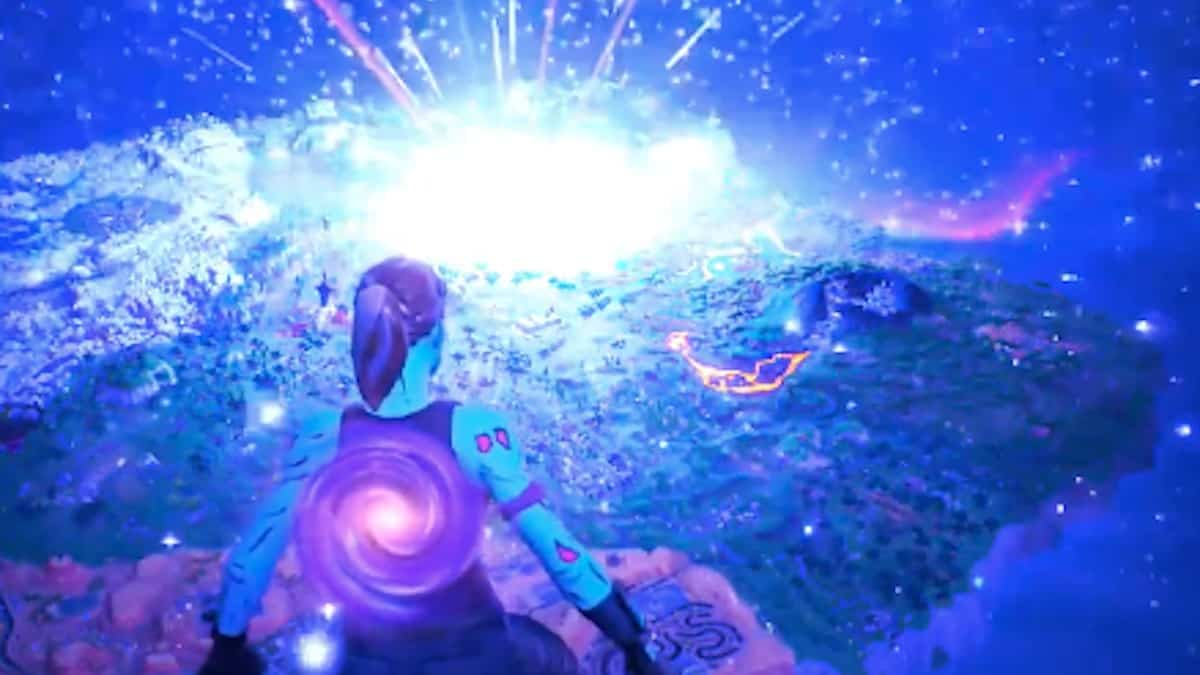 fortnite the end event occurs on sunday october 11