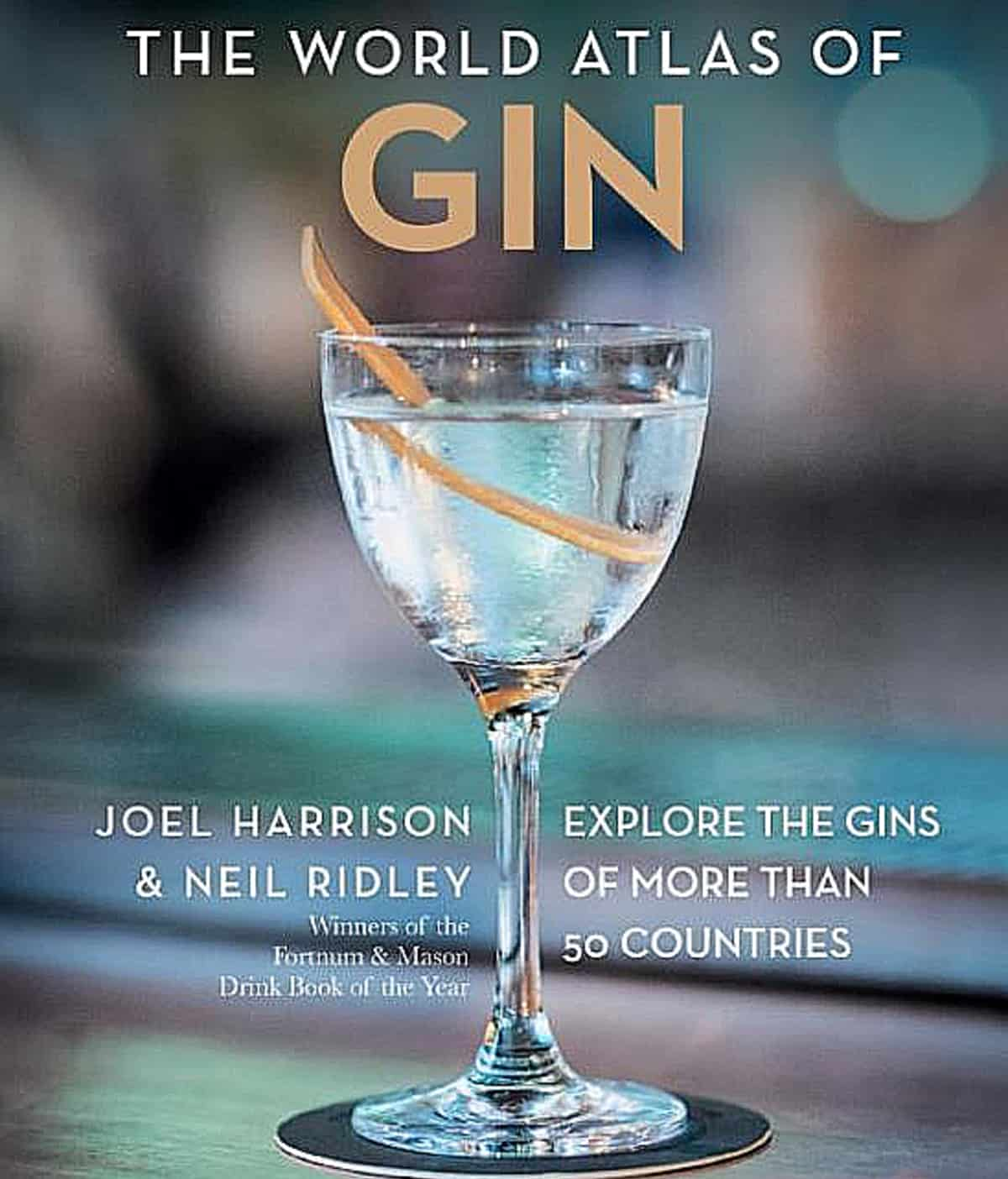 A beautiful book about one of the most aromatic of the spirits, gin. Pic credit: Octopus Books.