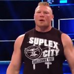 brock lesnar is the new wwe champion after the first smackdown on fox