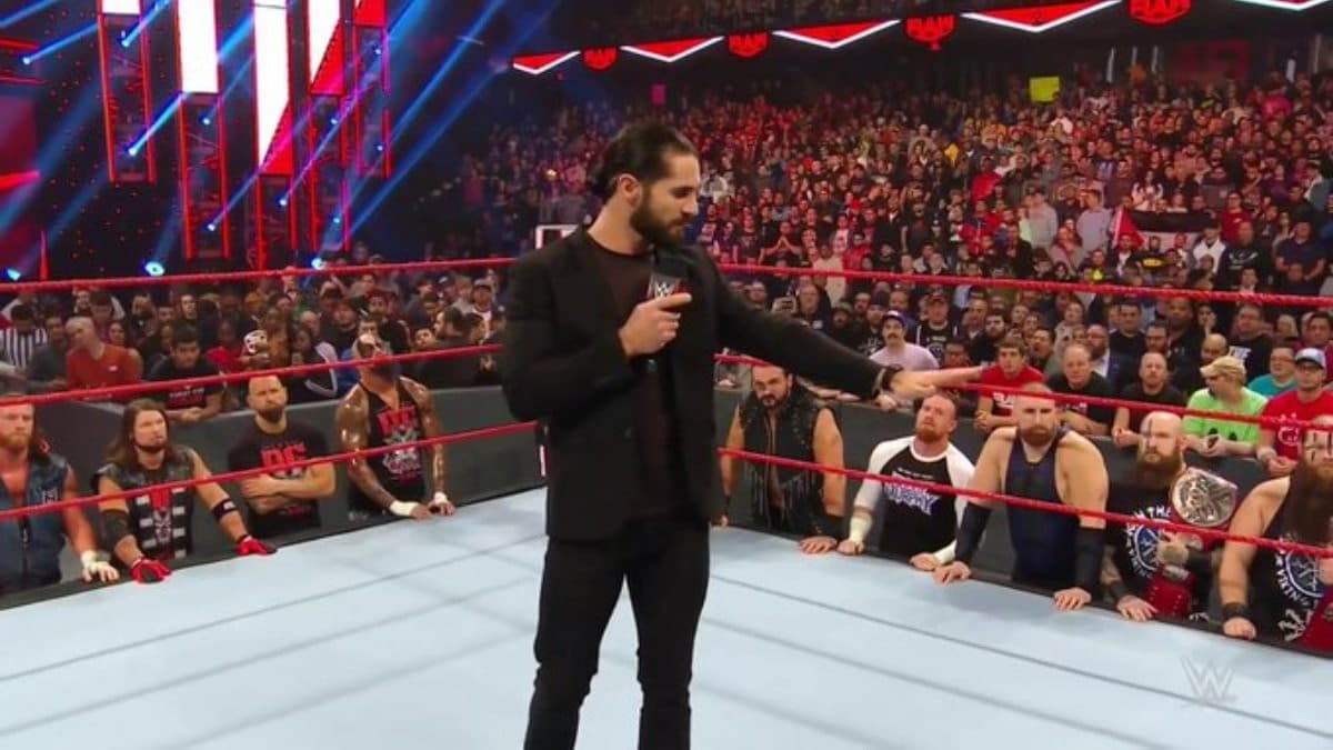 Bray Wyatt responds to Seth Rollins WWE heel turn