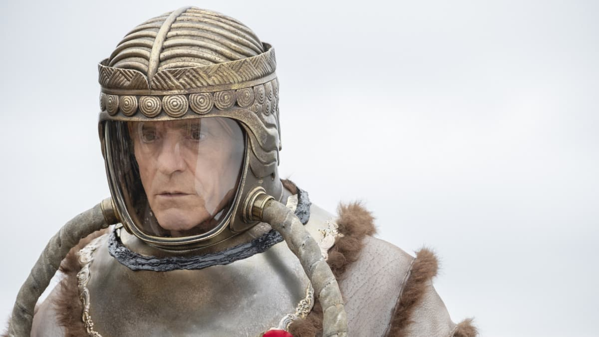 Where is Adrian Veidt on Watchmen on HBO?