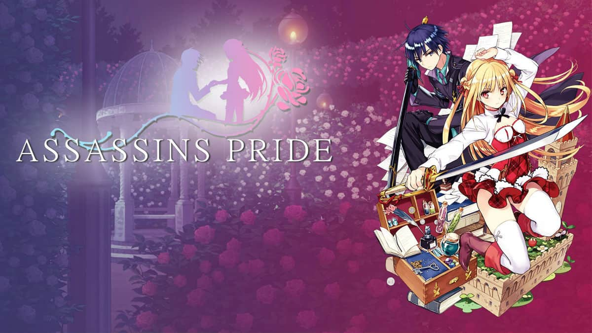Assassin's Pride Anime Logo