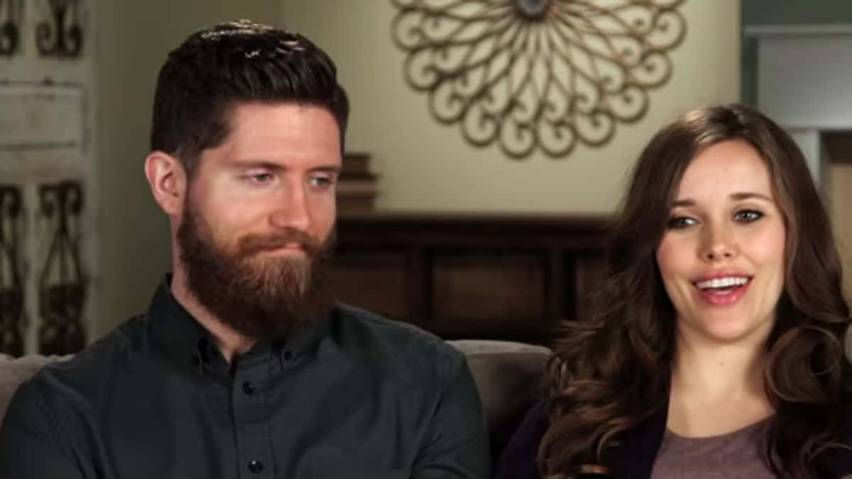 Ben Seewald and Jessa Duggar on Counting On