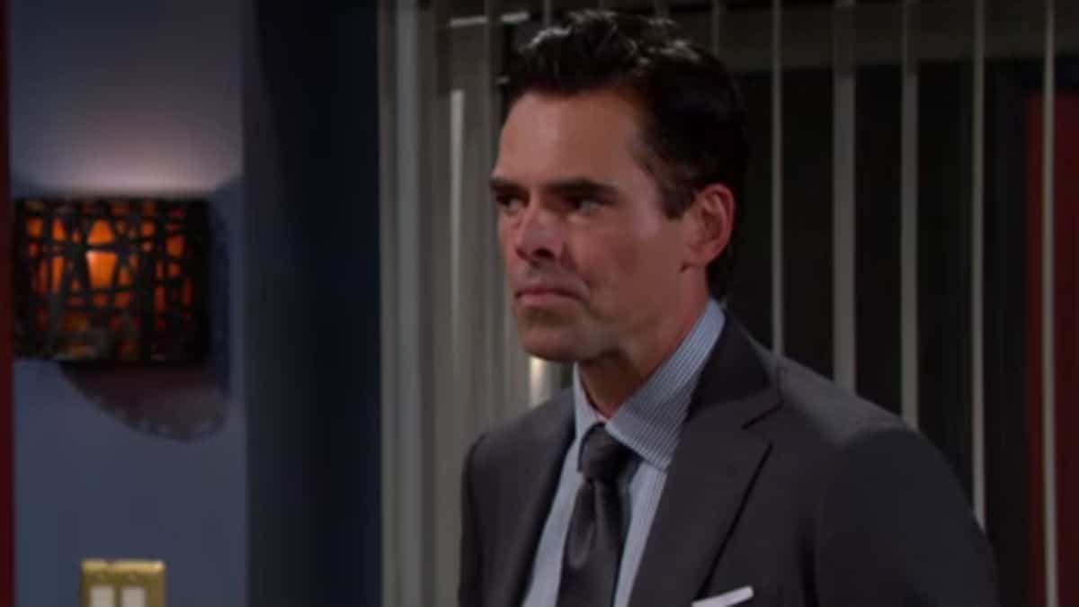 Jason Thompson as Billy on The Young and the Restless.