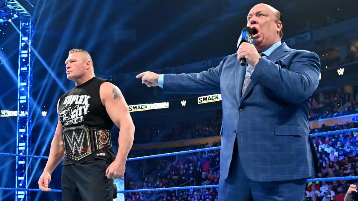 Brock Lesnar quits WWE SmackDown following Crown Jewel attack by Rey Mysterio
