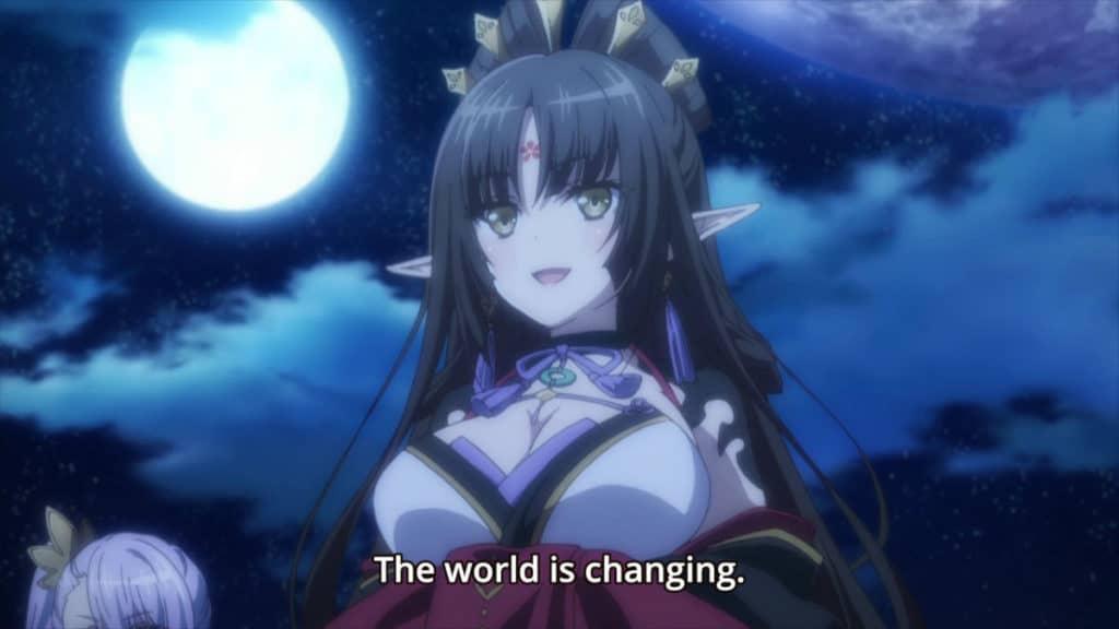 CHOYOYU High School Prodigies Have It Easy Even in Another World Yamato Empire Princess Kaguya