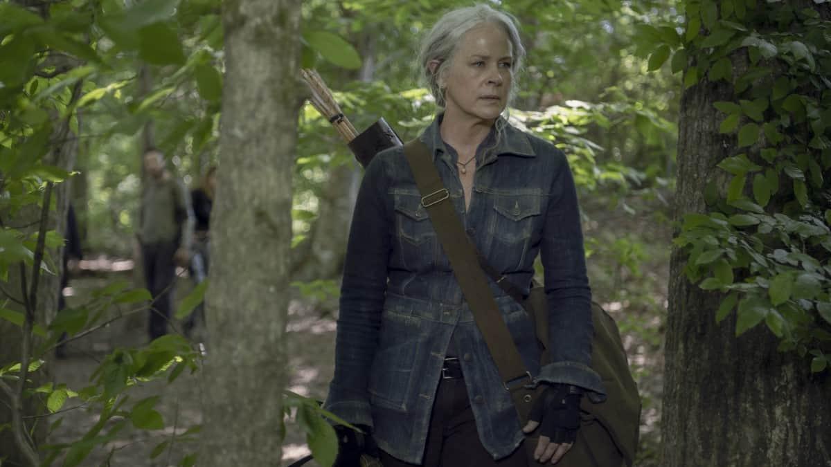 Carol TWD Season 10