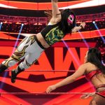 How old is Catalina Garcia on WWE Monday Night Raw?