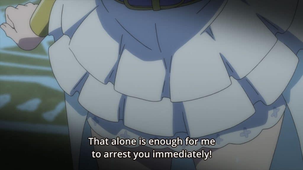Cautious Hero Episode 6 Anime Ristarte Hairs