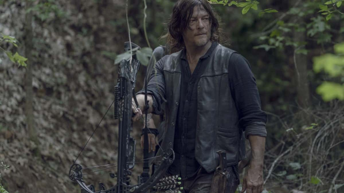 Daryl On TWD Season 10