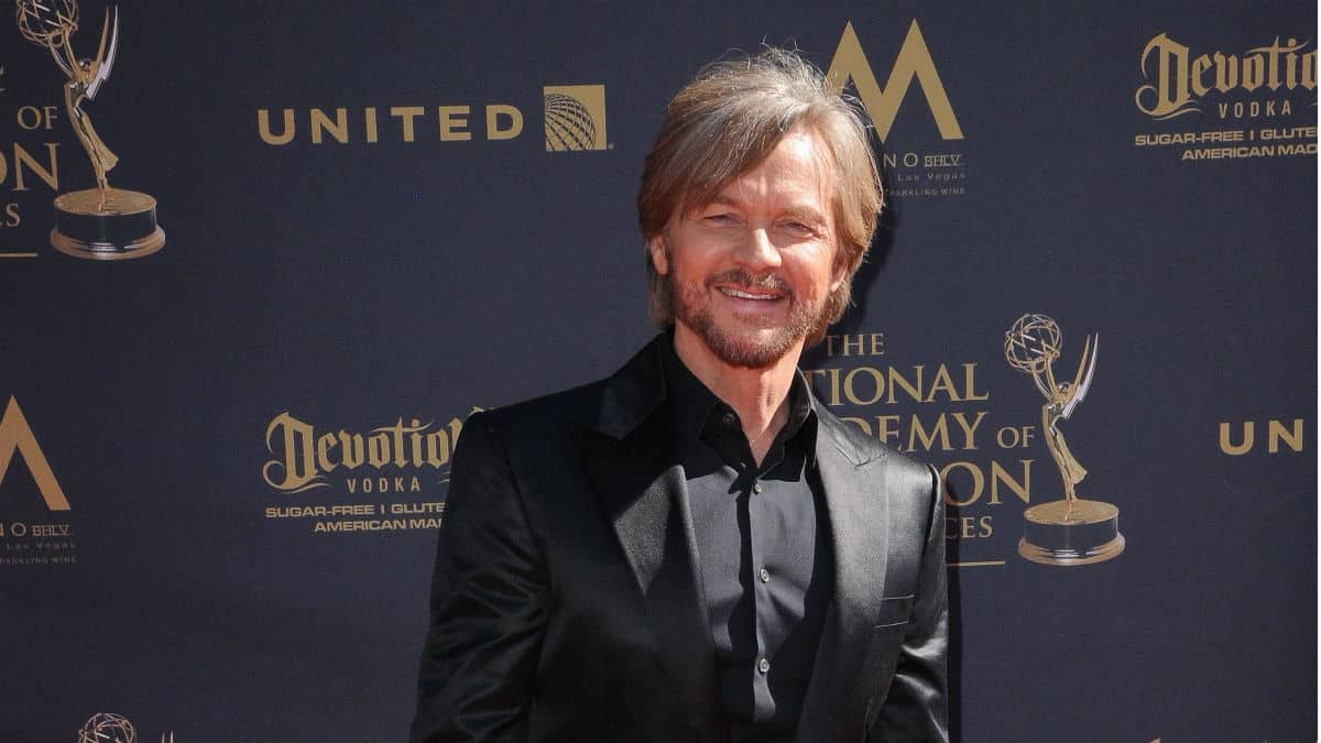 Days of our Lives Stephen Nichols returns.