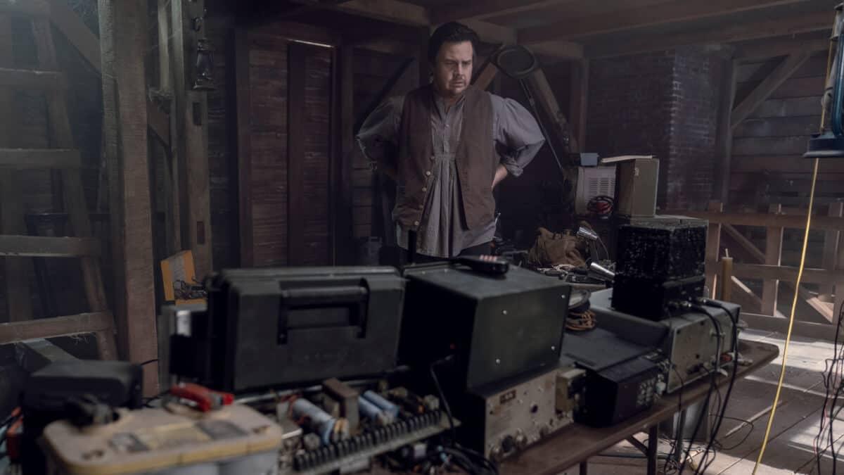 Josh McDermitt as Dr. Eugene Porter