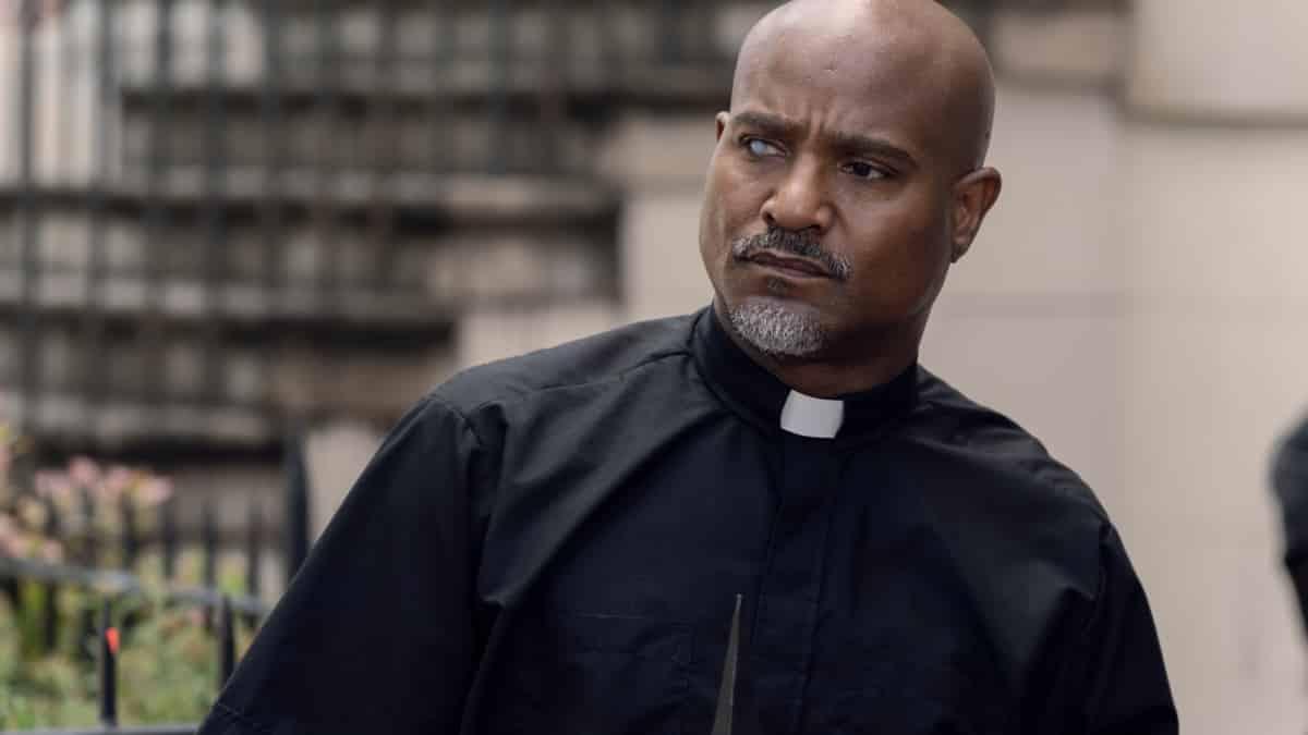 Seth Gilliam stars as Father Gabriel