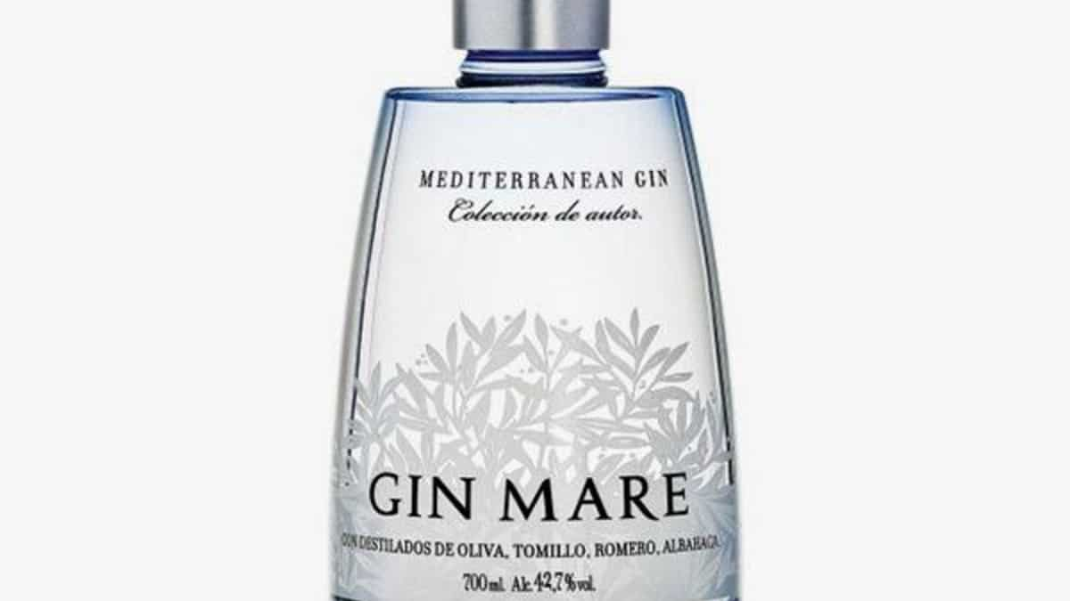 Gin Mare is enhanced with savory aromatics and makes a fun pumpkin recipe that also is easy to learn. Pic credit: Gin Mare distillery.