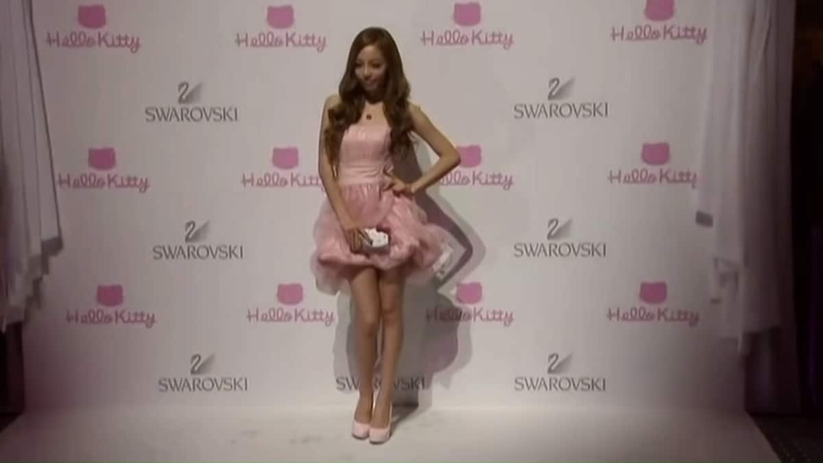 K-pop star Goo Hara