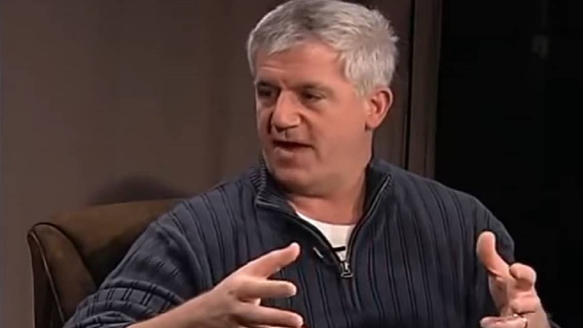 Gregory Jbara plays Garrett Moore on Blue Bloods