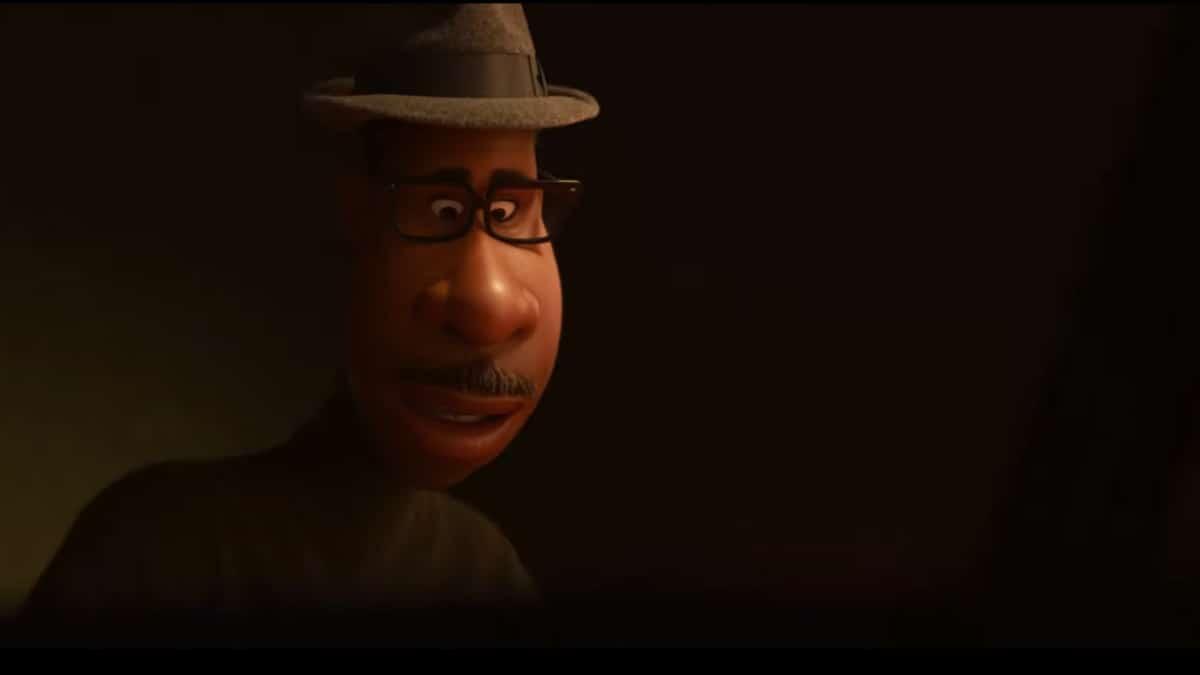 Jamie Foxx as the voice of Joe Gardner in Disney/Pixar's Soul