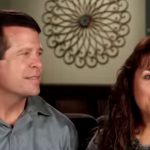 Jim Bob and Michelle Duggar during a Counting On confessional.