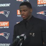 Josh Gordon With Patriots