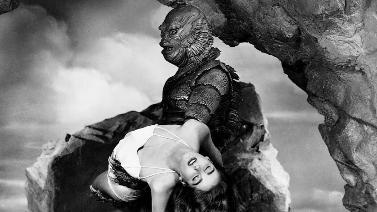 Julia Adams in Creature from the Black Lagoon