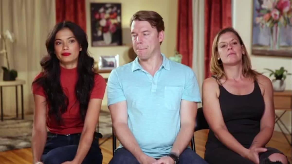 Juliana Custodio, Michael Jessen and Sarah Jessen
