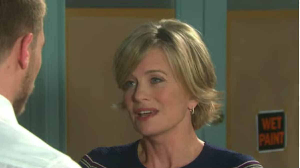 Mary Beth Evans as Kayla on Days of our Lives.