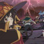 Scene from the KonoSuba: Legend of Crimson movie