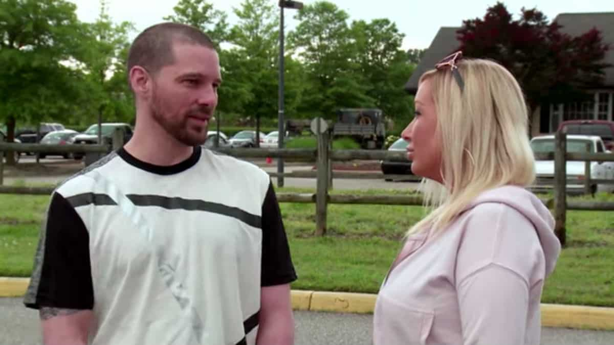 Lacey and John from Love After Lockup.