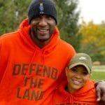 Lamar Odom engaged to Sabrina Parr.