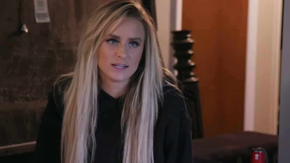 Leah Messer on Teen Mom 2